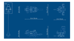75265 T-16 Skyhopper™ ve Bantha™ Mikro Savaşçılar - Thumbnail