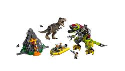 LEGO - 75938 T-Rex ile Dinazor Robotu Savaşı