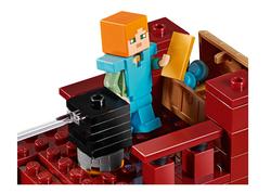 21154 LEGO Minecraft Alaz Köprüsü - Thumbnail