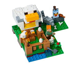 LEGO - 21140 The Chicken Coop V29