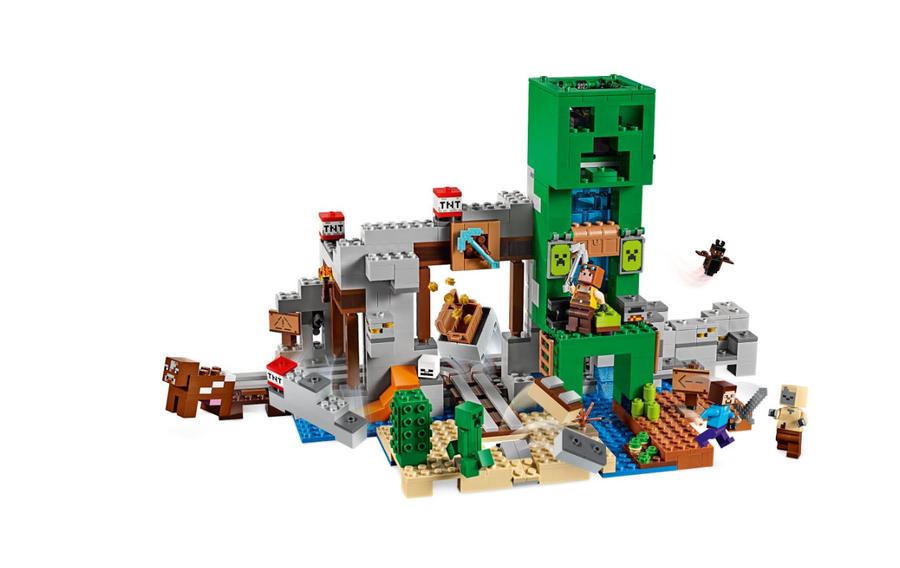 21155 LEGO Minecraft Creeper™ Madeni