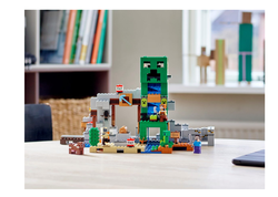 21155 LEGO Minecraft Creeper™ Madeni - Thumbnail