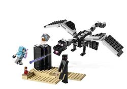 21151 LEGO Minecraft End Savaşı - Thumbnail