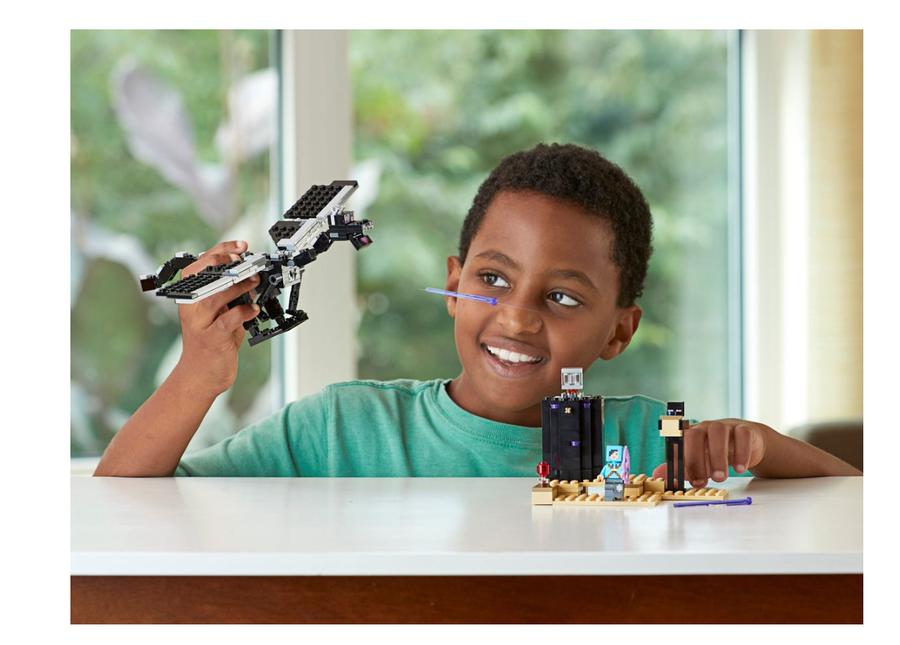 21151 LEGO Minecraft End Savaşı
