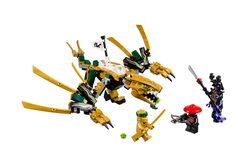LEGO - 70666 The Golden Dragon