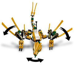 70666 The Golden Dragon - Thumbnail