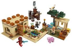 LEGO - 21160 LEGO Minecraft Illager Saldırısı