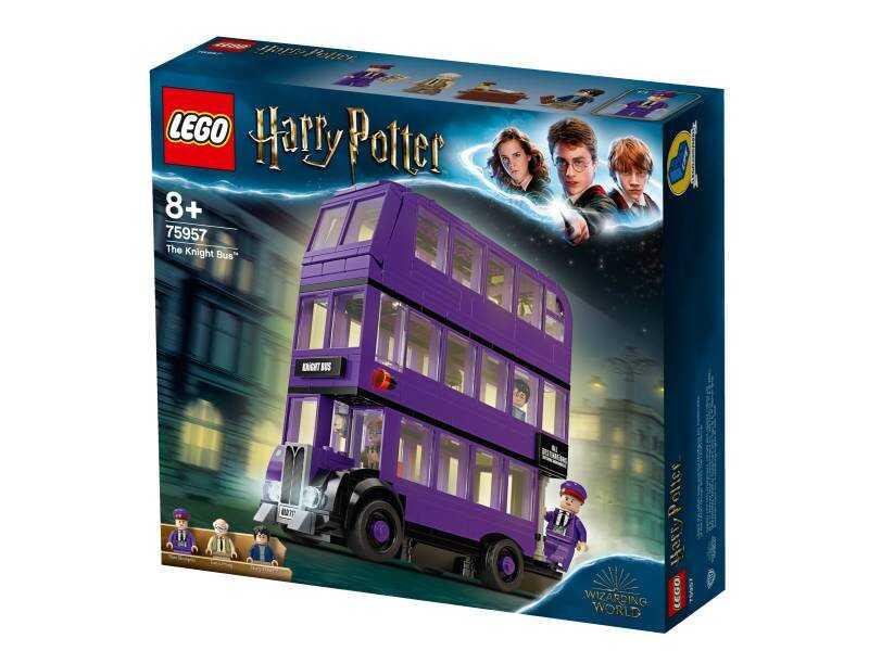 75957 LEGO Harry Potter Hızır Otobüs