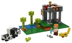 LEGO - 21158 LEGO Minecraft Panda Yuvası