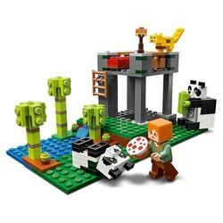 21158 LEGO Minecraft Panda Yuvası - Thumbnail