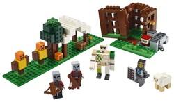 LEGO - 21159 LEGO Minecraft Pillager Karakolu