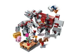 21163 LEGO Minecraft Kızıltaş Savaşı - Thumbnail