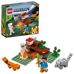 21162 LEGO Minecraft Taiga Macerası - Thumbnail