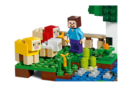 21153 LEGO Minecraft Yün Çiftliği - Thumbnail