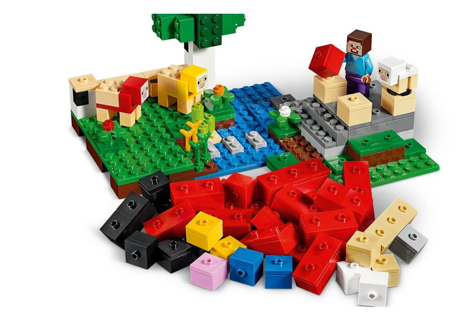21153 LEGO Minecraft Yün Çiftliği