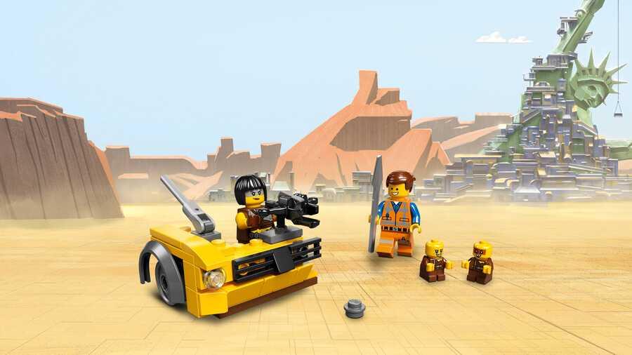 853865 The LEGO Movie 2 Sewer Babies Aksesuar Seti