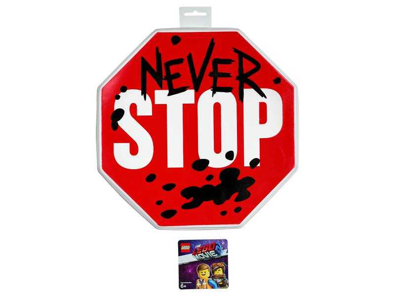 853963 TLM2 Stop Sign Shield