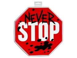 853963 TLM2 Stop Sign Shield - Thumbnail