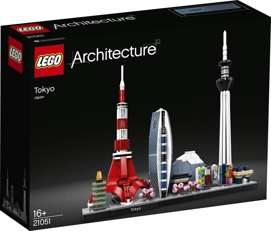 21051 LEGO Architecture Tokyo