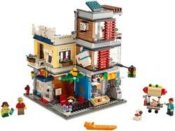 LEGO - 31097 LEGO Creator Evcil Hayvan Dükkanı ve Kafe