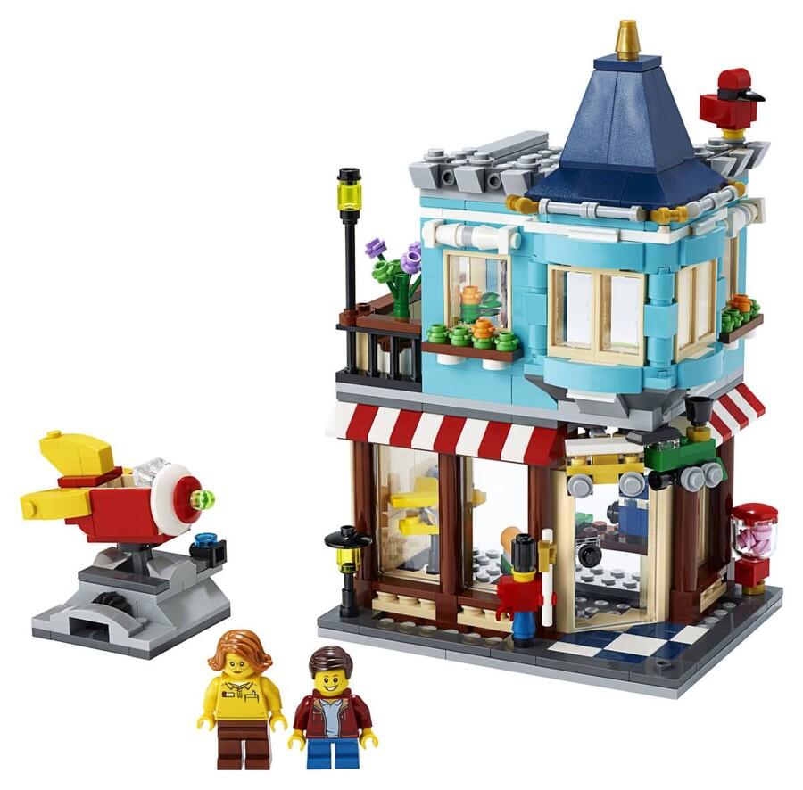 31105 LEGO Creator Oyuncak Mağazası