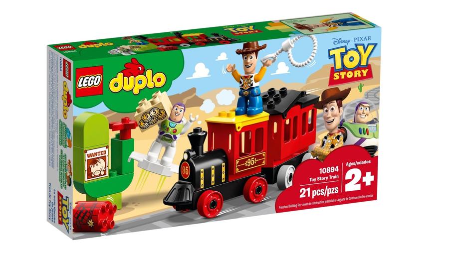 10894 LEGO DUPLO Toy Story Oyuncak Hikayesi Treni