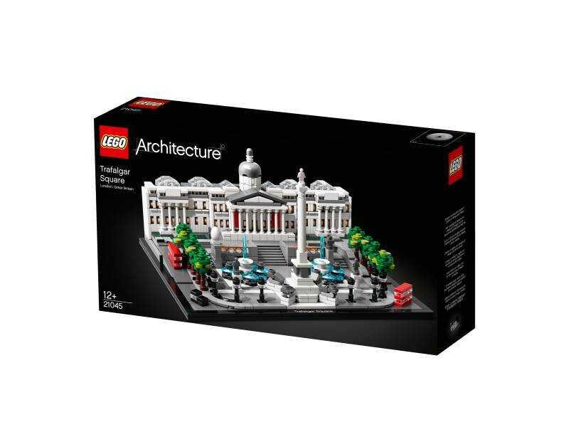 21045 LEGO Architecture Trafalgar Meydanı