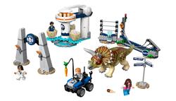 LEGO - 75937 Triceratops Saldırısı