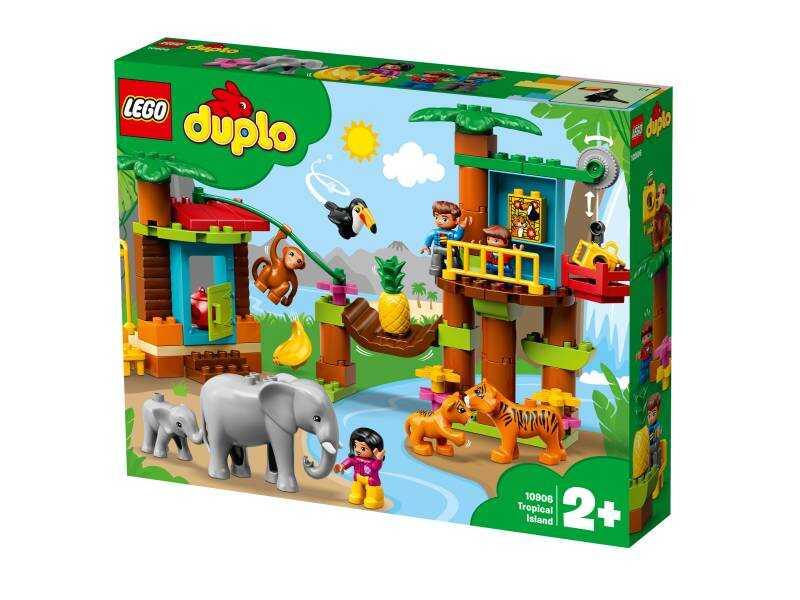 10906 LEGO DUPLO Town Tropik Ada