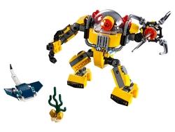 LEGO - 31090 LEGO Creator Sualtı Robotu