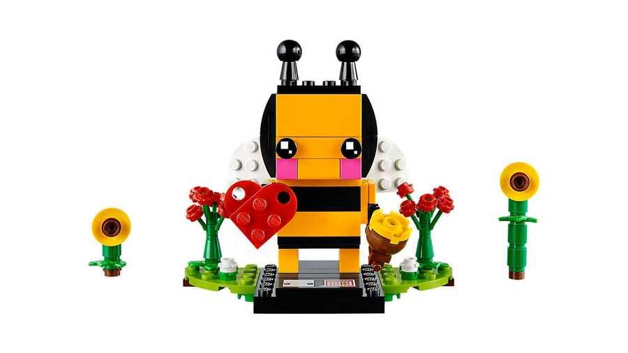 40270 Valentine's Bee V29