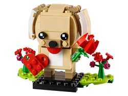 LEGO - 40349 Valentine's Puppy