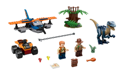 LEGO - 75942 Velociraptor: Biplane Rescue Mission