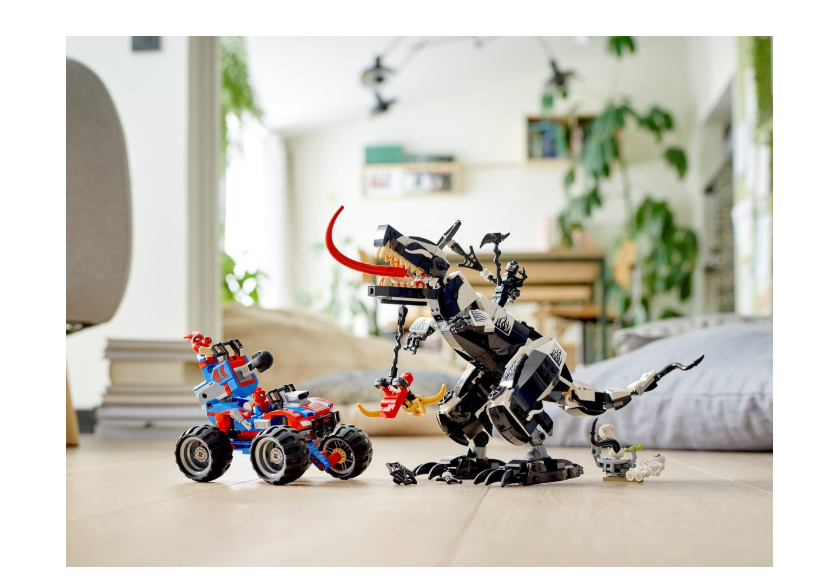 76151 LEGO Marvel Venomosaurus pususu