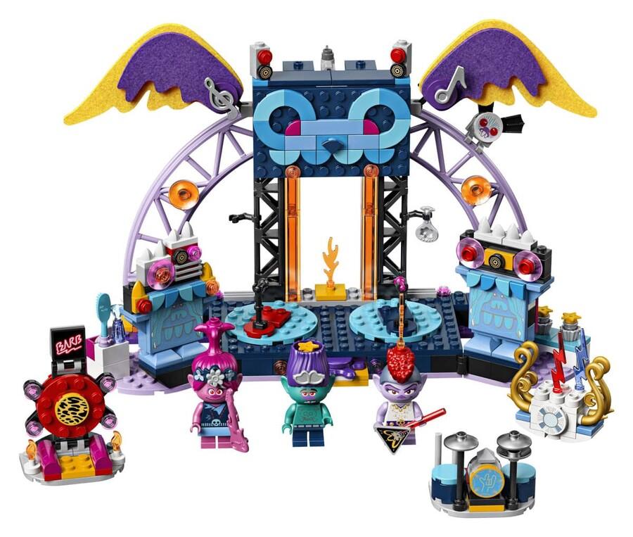 41254 LEGO Trolls Volkanik Rock Şehri Konseri