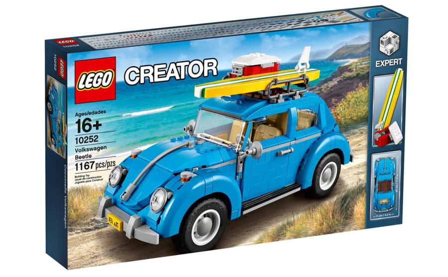 10252 Volkswagen Beetle V29