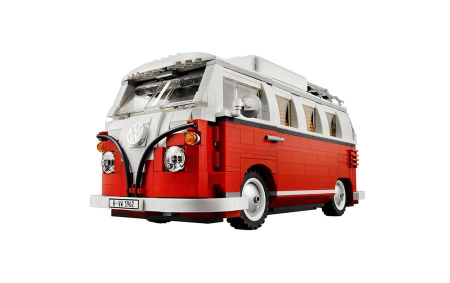 10220 Volkswagen T1 Camper Van V111
