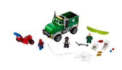 LEGO - 76147 Spider-Man Vulture'ın Kamyoncu Soygunu