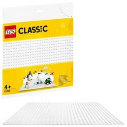 11010 LEGO Classic Beyaz Zemin - Thumbnail