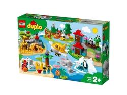 10907 LEGO DUPLO Town Dünya Hayvanları - Thumbnail