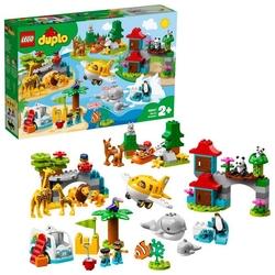 LEGO - 10907 LEGO DUPLO Town Dünya Hayvanları