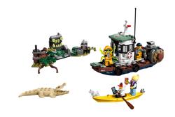 LEGO - 70419 Batık Karides Teknesi