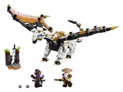 LEGO - 71718 LEGO Ninjago Wu'nun Savaş Ejderhası