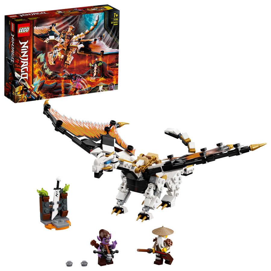 71718 LEGO Ninjago Wu'nun Savaş Ejderhası