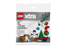 LEGO - 40368 Yılbaşı Aksesuarları