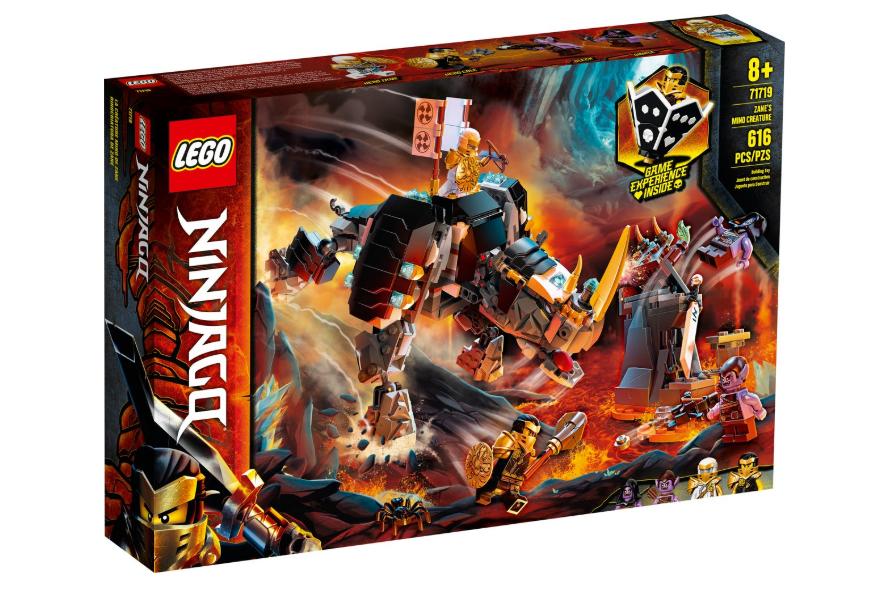 71719 LEGO Ninjago Zane'in Mino Yaratığı